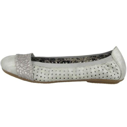 Rieker fonctionnelle-lismoretex WOMEN Chaussures femmes Antistress Ballerines Grey 41487-40