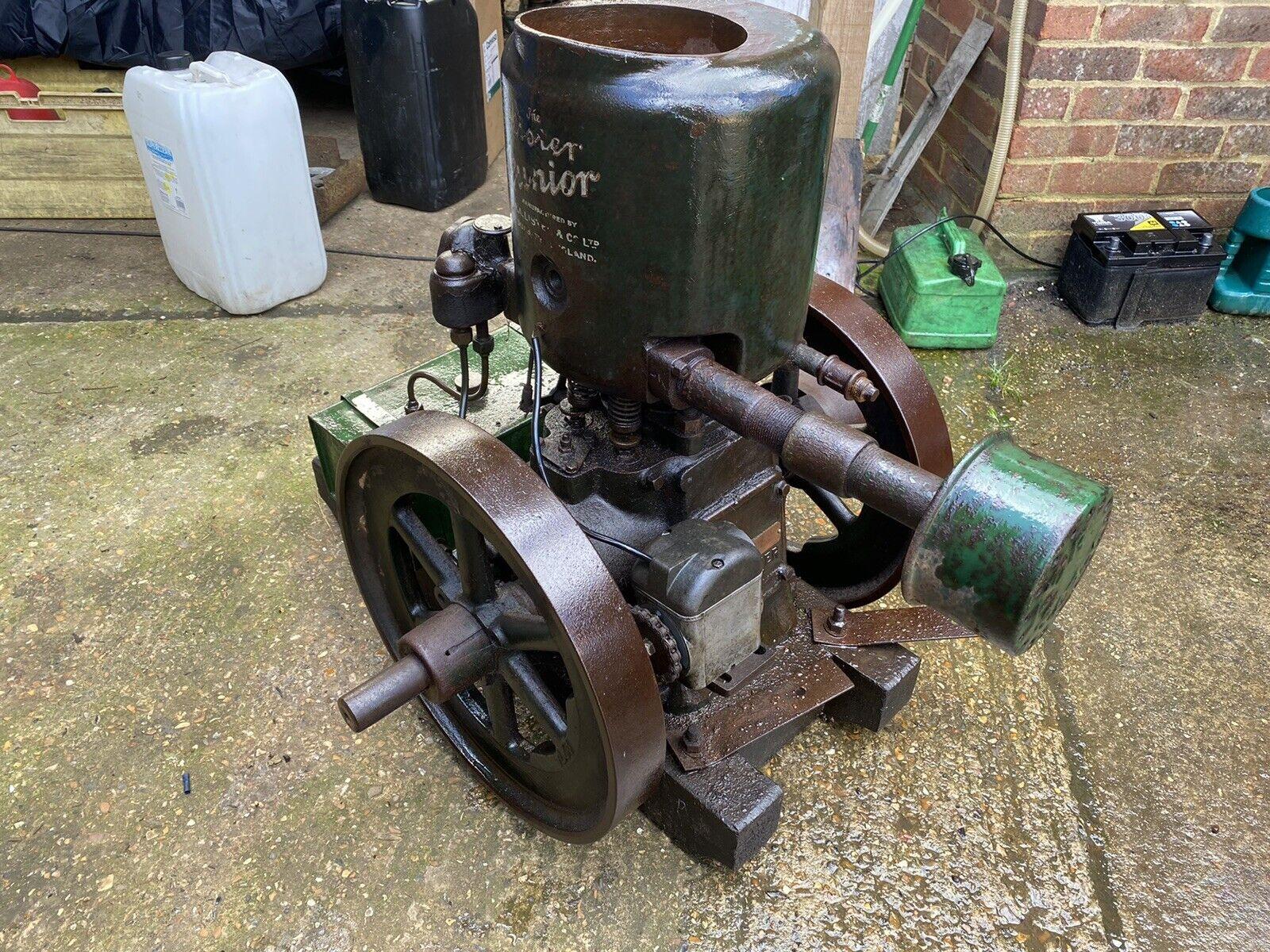 1932 Lister A Junior Stationary Engine