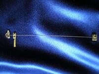 Schatz 49 400 Day Anniversary Clock Suspension Spring Wire Unit 6789 - Horolovar
