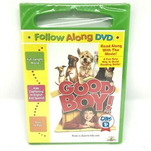 Details about Good Boy (DVD Follow Along) Childrens Kids Movie New Sealed  See Desc