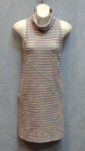 61157bfbf5e A0 AKEMI + KIN Anthropologie Striped Mock Neck Side Pocket Tunic ...
