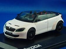 1/43 SKODA Roadster RS200, Porsche Concept Car, weiß, NEUHEIT
