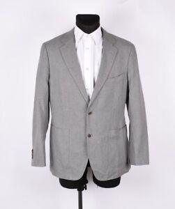 Suit-Supply-Pure-Coton-Hommes-Veste-Blazer-Taille-EUR-50-UK-40