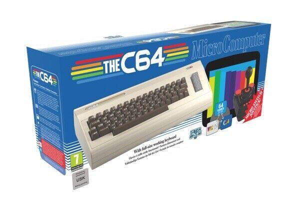The C64 Maxi, spillekonsol, Perfekt