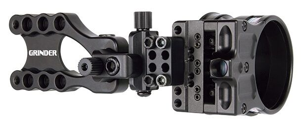 Spot Hogg Grinder Wrapped Bow Sight 3-Pin .019 MRT Guard w  MICRO - Right Hand