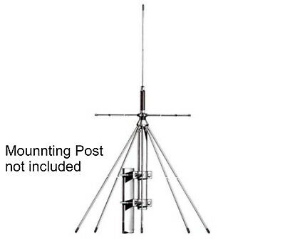 Scanner 25MHz-1,300MHz VHF//UHF Super Discone Base Antenna TRAM R 1410 Tram R