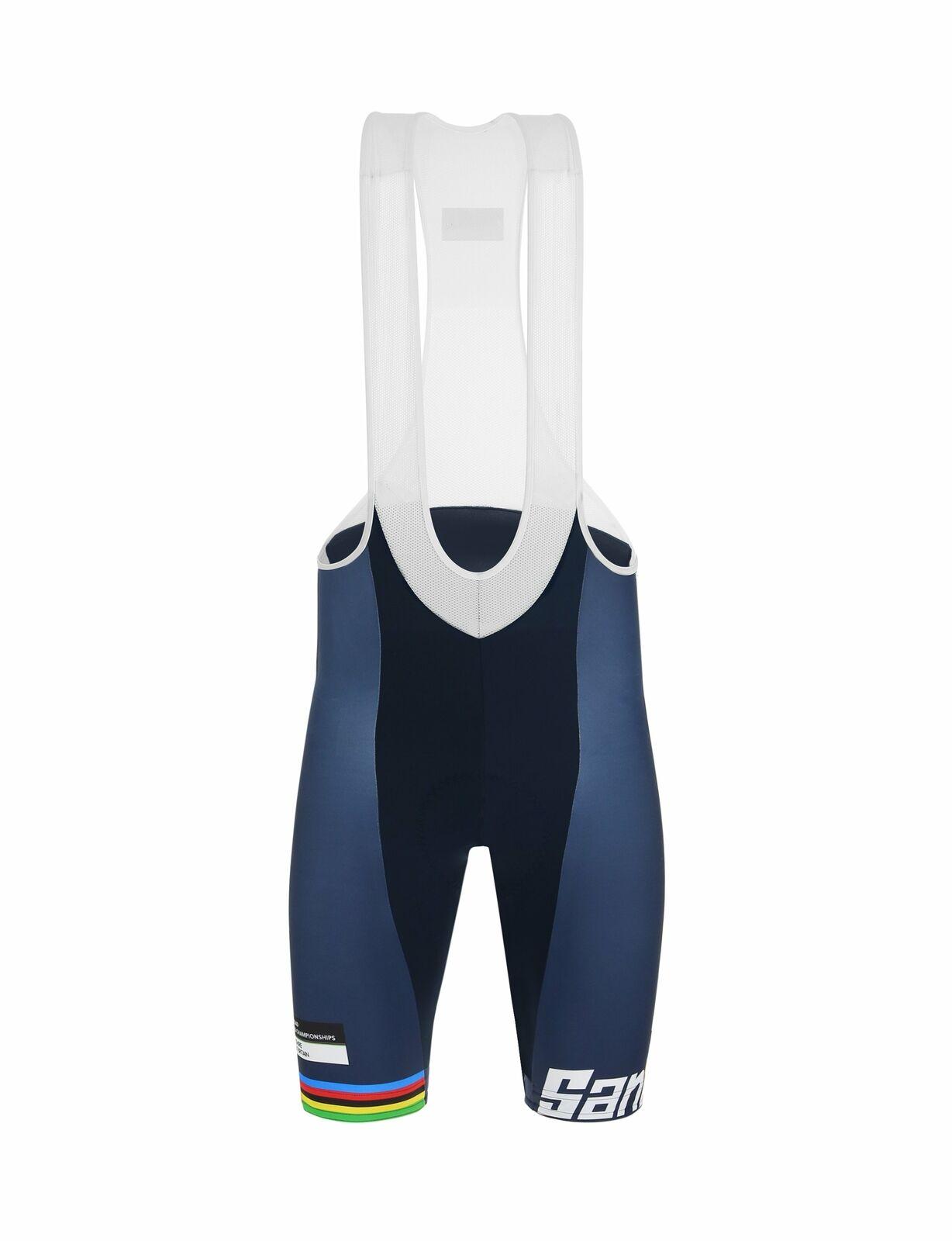 2019 Yorkshire Championships Ciclismo mono Pantalones cortos por World Santini