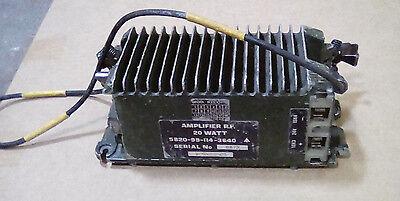 SOR CLANSMAN PRC351 TRANSMITTER // RECIEVER RADIO NSN 5820 99 114 3639