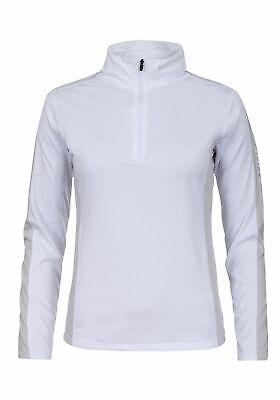 Icepeak Herren Ski-Sport-Rolli Sweatshirt Wintersport Baytown grau gelb