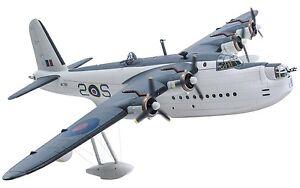 Corgi Short Sunderland Mkiii, Ml788, Rcaf du 422e Escadron, quai de Pembroke - Aa27502 5055288633322
