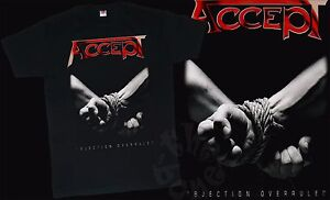 T/_shirt German heavy metal band ACCEPT- BLIND RAGE SIZES:S to 6XL