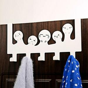 Cute cartoon back door hanging clothes rack hanger coat Cute coat hooks