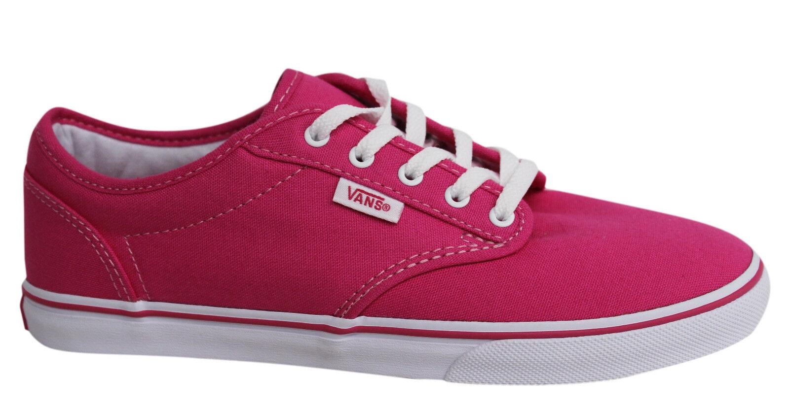 Vans Atwood Lo color rosa,Con Cordones De Zapatillas Deportivas Mujer De Cordones Lona ae7db2