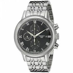 6c995e23f0b Tissot Carson Automatic Chronograph Men's Watch Item No. T0854271105300