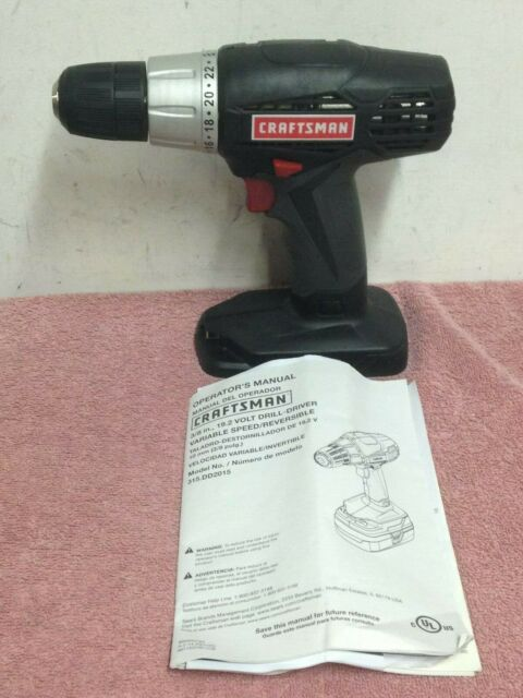 Rare Discontinued Craftsman C3 19 2 Chemical Sprayer Bare Tool For Sale Online Ebay