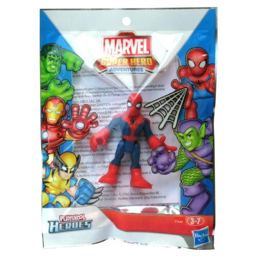 """Playskool Heroes MARVEL SUPER HERO AVVENTURE 2.5/"""" Figura-Scegli il tuo personaggio"""