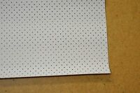 1955 55 Ford 2 Door Wagon / Ranch White Perforated Headliner Usa Made