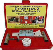 Safety Seal Tire Repair Kit... There Best Ever
