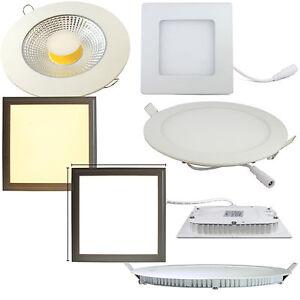 LED-COB-Panel-Lampe-Deckenleuchte-Pendelleuchte-Wandleuchte-Unterbau-Aufbau