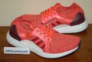 12d5c6d05 Image is loading Adidas-Women-039-s-UltraBoost-X-Running-Shoes-