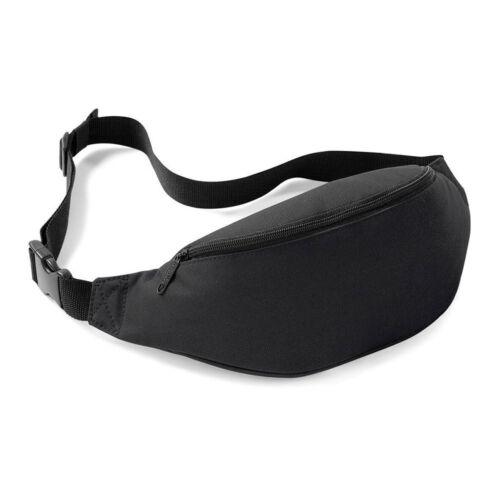Canvas Travel Fanny Pack Sports Waist Bag Molle Pouch Phone Pocket Belt Bum Bags