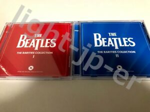 The-Beatles-The-Rarities-Collection-1-amp-2-Original-Analog-Masters-CD-4-Discs-Set