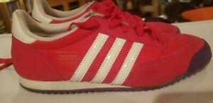 Adidas Dragon Shoes Dragons Pink Purple Men's Size US 7 UK 6.5 ...