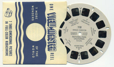 KY Single Reel Mammoth Cave National Park I View-Master Reel 339