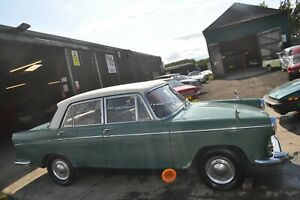 1964-MORRIS-OXFORD-CLASSIC-CAR-PROJECT-TAX-amp-MOT-EXEMPT