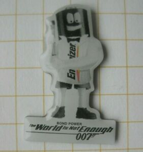 ENERGIZER / THE WORLD IS NOT ENOUGH / 007 ................Batterie / Pin (157g)