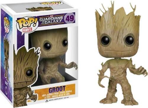 Groot Pop Guardians of the Galaxy Vinyl Figure NEW Funko