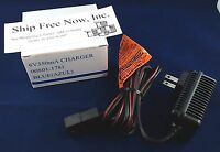 # 00801-1781 NEW Blue Battery Charger 6 Volt Power Wheels by Fisher