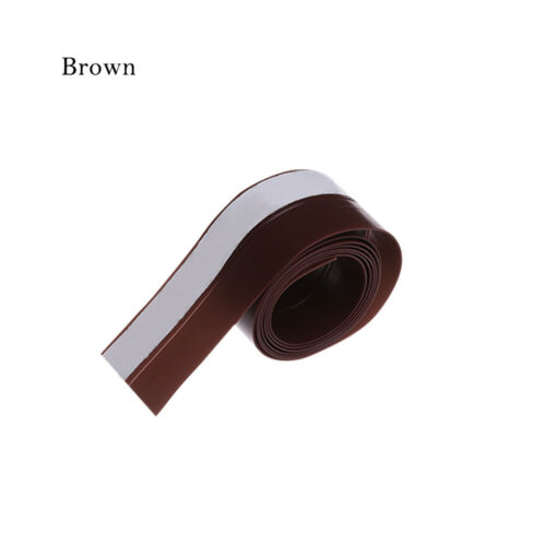 Sliding Sealing Strips Door Wall Weatherstrip Draft Frameless Silicon Rubber A