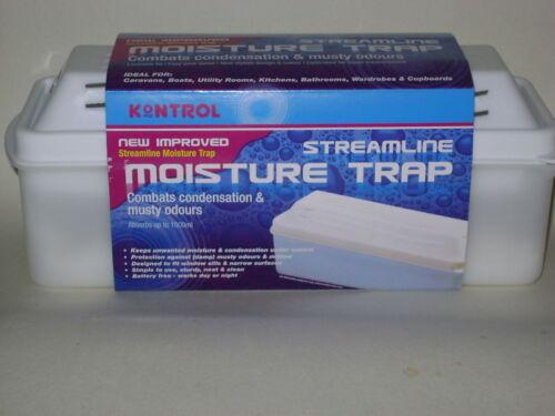 Nouveau rationaliser kontrol moisture trap /& condensation crystal unit