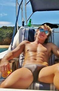 Sexy hunks in speedos
