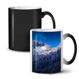 Mountain Photo Nature NEW Colour Changing Tea Coffee Mug 11 oz | Wellcoda