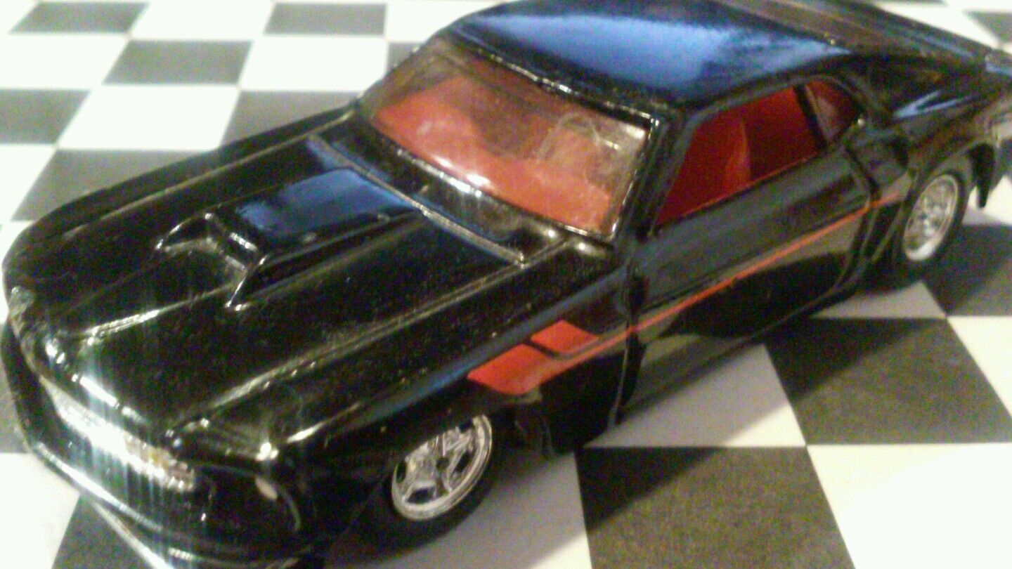 HOT WHEELS 1969 MUSTANG (SUPER CUSTOM ONE OF A KIND BUILD   )