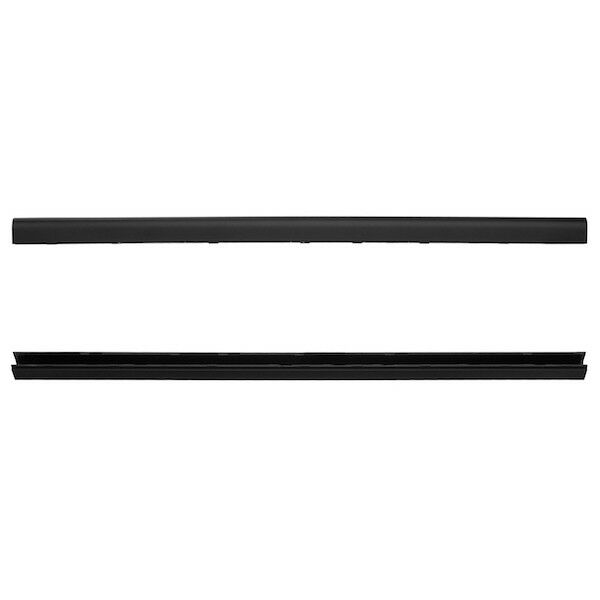 Laptops Replacements LCD Hinges Fit For Apple MacBook Pro 17 A1297 black LCD hinge cover