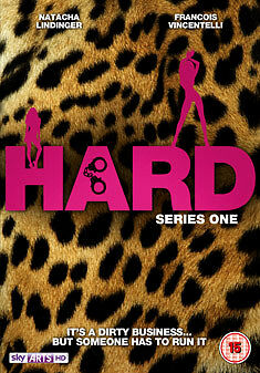 HARD (Natacha Lindinger) - SEASON 1  - DVD - REGION 2 UK