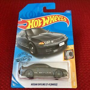 Hot-Wheels-Nissan-Skyline-GT-R-BNR32-HW-Turbo-034-GHD03-034-Mattel-Car-Toy-Brand-NEW