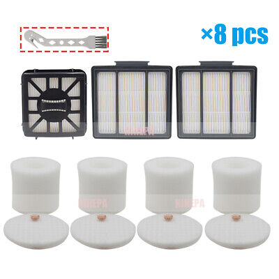 2-Sets Base Pre-Motor Filter Compatible with Shark IQ Robot R101AE RV1001AE UR1005AE Vacuum Self-Empty Base,Compare to Part # 106KY1000AE