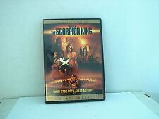The Scorpion King the Rock Kelly Hu Bernard Hill dvd movie