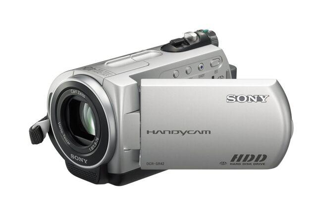 BATTERIA per Sony dcr-sr42 dcr-sr42e dcr-sr-42e dcr-sr-42