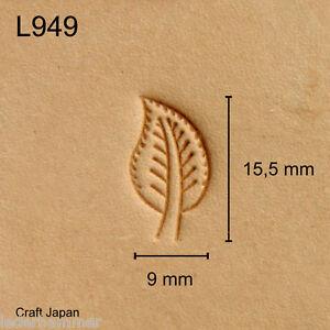 Craft Japan Lederstempel Punziereisen Leather Stamp Punzierstempel G526