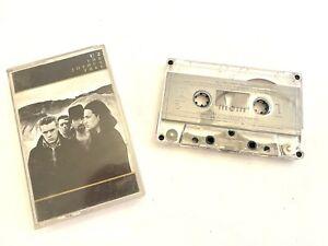 U2 THE JOSHUA TREE CASSETTE TAPE - ISLAND RECORDS
