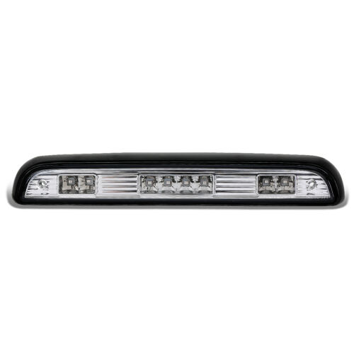 Fit 92-96 Ford F150//F250//F350//Bronco Chrome LED Third 3rd Tail Brake Light//Lamp