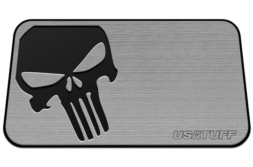 USATuff Cooler Pad für YETI 160qt - SeaDek Marine EVA Mat - G B - Skull