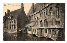 Hopital Saint Jean - Bruges Photo Postcard c1910
