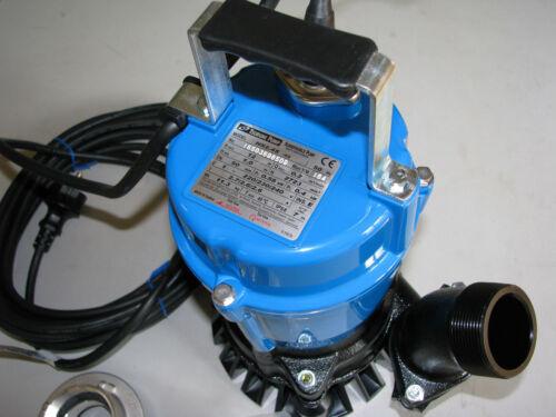 Schmutzwasserpumpe Tsurumi HS2.4S Tauchpumpe 230 V Baupumpe Pumpe HS 2.4 S