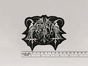 "Manegarm Band patch 12 cm x 7,7 cm//4,72/""x3,03/"""